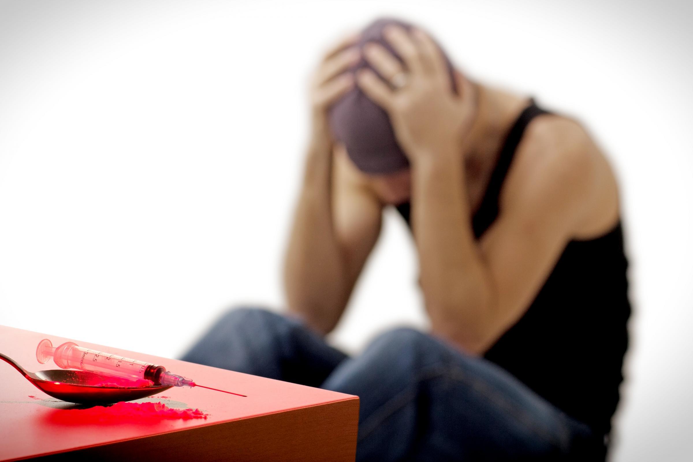 Абстинентный синдром - симптомы наркотической ломки